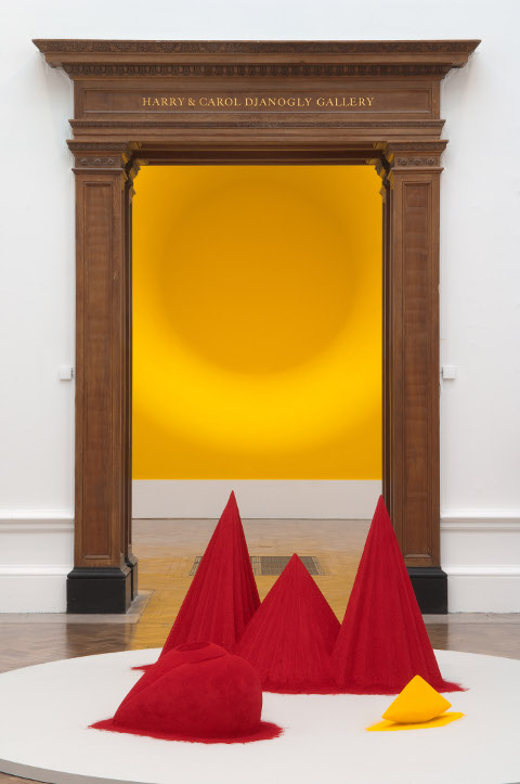 2 Kapoor_Yellow & 'As if to Celebrate