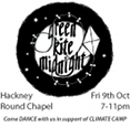 Climate Ceilidh oct 9th