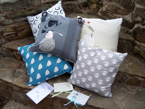 Ashley Thomas-Cushions-Purses-Notebooks