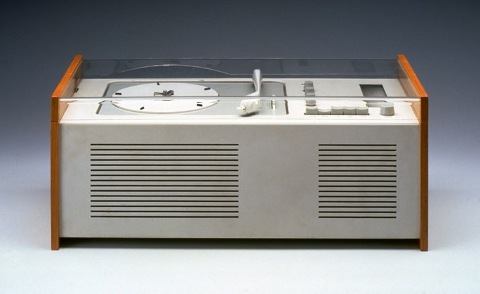 braun record player dieter rams