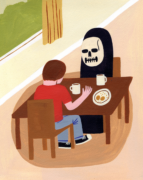 Jack Teagle for Nobrow Press