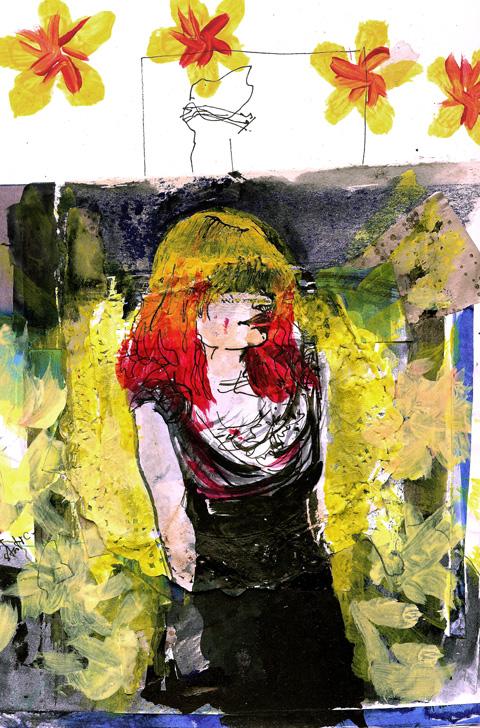horace - lfw2010 - jenny robins