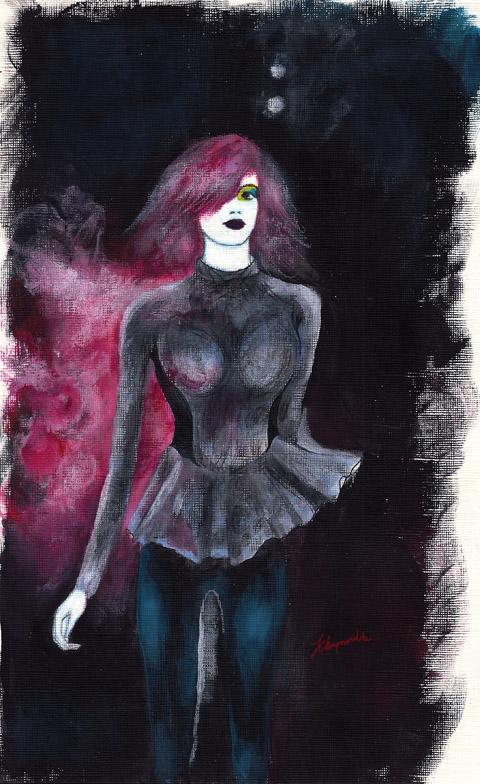Hermione de Paula by June Champoomidole.