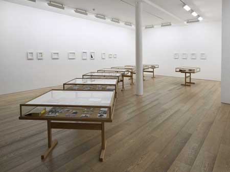 Matthew Barney, Sadie Coles HQ, 69 South Audley Street, January 2010, installation view vii