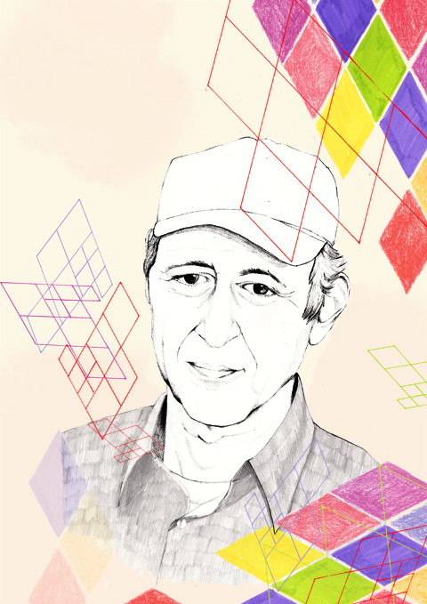 Steve Reich by Gemma Milly