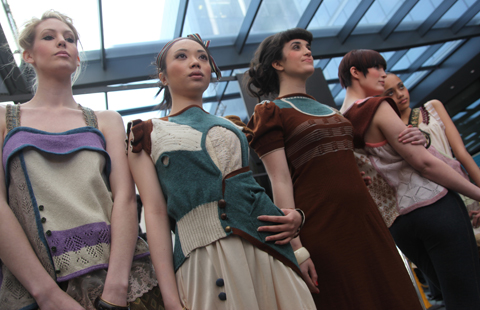 Alternative Fashion Week Day 4 2010 Gemma Maher