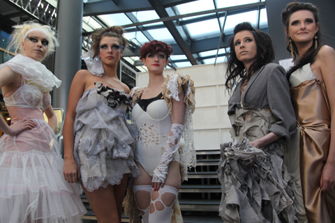 Alternative Fashion Week Day 4 2010 UCreative Rochester