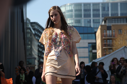 Alternative Fashion Week Day 5 2010 Chelsea College of Art and Design Textile Design