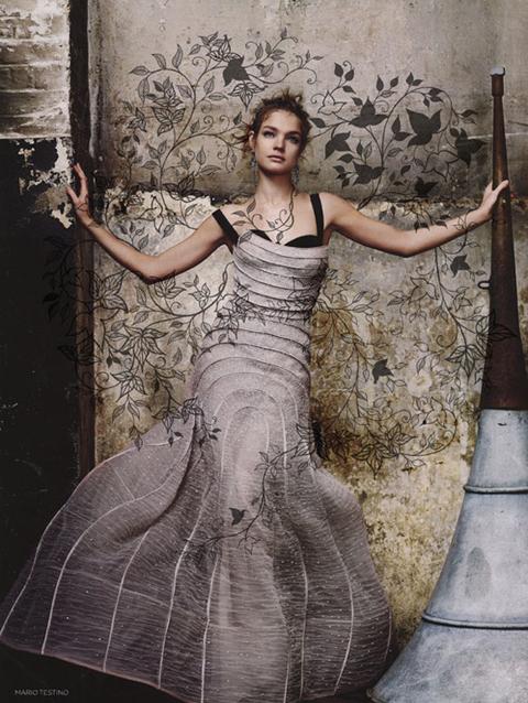 Johanna Basford_Fashion_Vogue