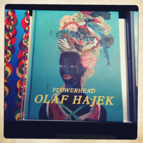London Book Fair-Flowerhead, Olaf Hajek, Gestalten
