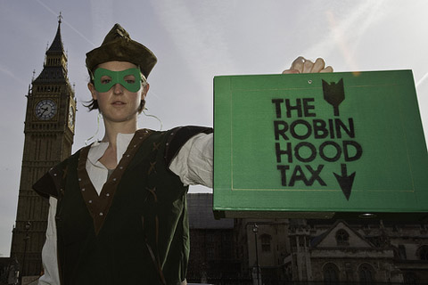 Robin Hood Tax