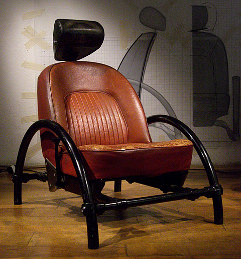 Ron Arad Rover Chair