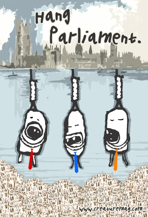 creaturemag_hang parliament