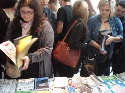 london zine symposium