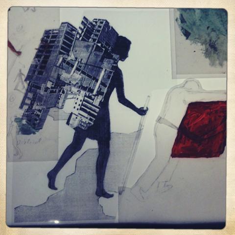 Francis Alÿs Tate Modern 2010 ambulantes