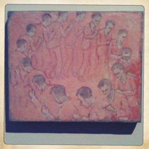 Francis Alÿs Tate Modern La Ronde