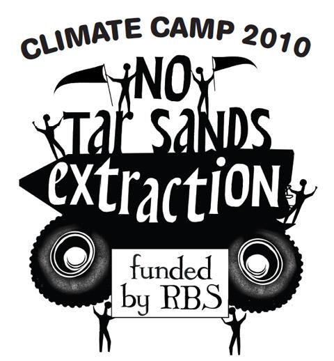Lesley Barnes Climate Camp design