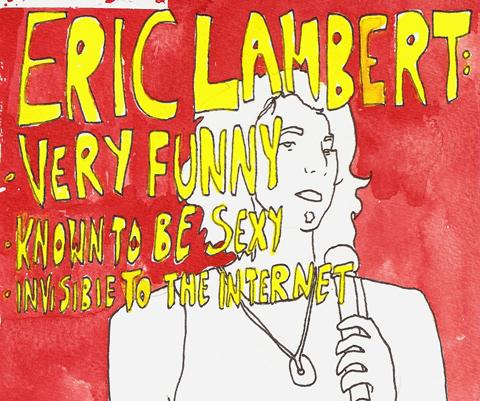 Eric Lambert by Gareth A Hopkins