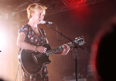 Latitude 2010-Kirstin Hersh by Amelia gregory