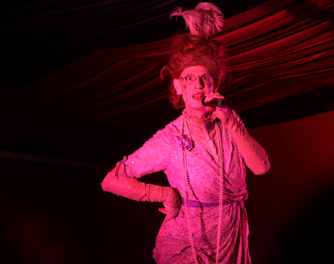 Latitude 2010-ida barr by Amelia Gregory