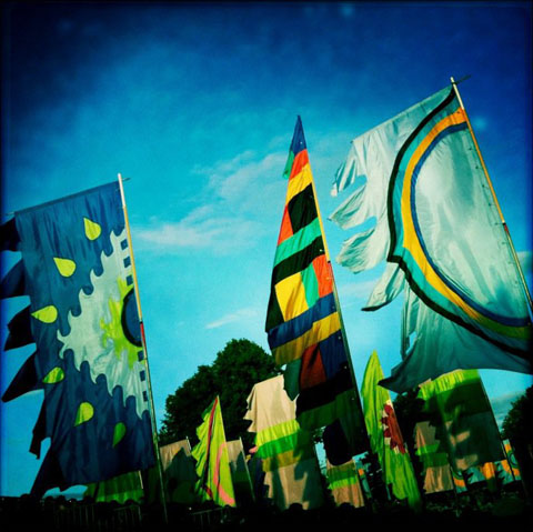 Latitude flags Tim Adey