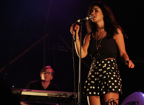 SGP 2010-Marina and the Diamonds by Amelia Gregory