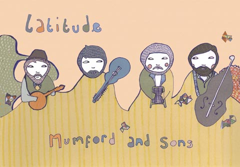 mumford and sons by fritha strickland