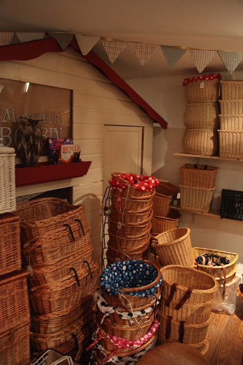 Bobbin Bicycles baskets