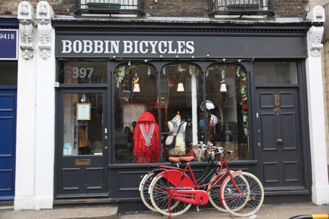 Bobbin Bicycles SHOP
