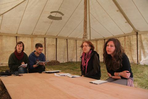 Climate Camp 2010-mediateam