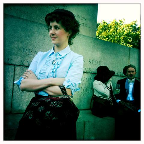 Love Art London 2010 by Amelia Gregory
