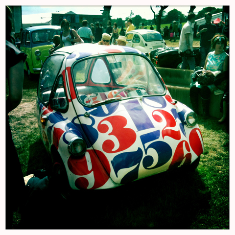 Vintage Goodwood 2010