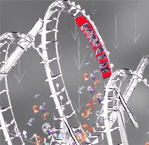 money rollercoaster Kayleigh Bluck