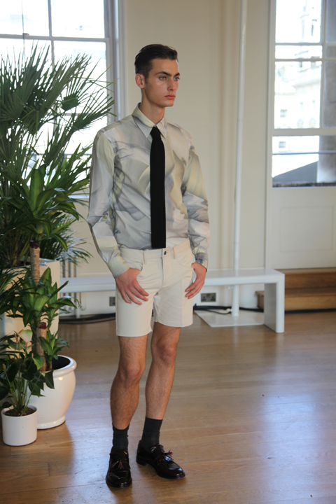 Antipodium SS2011 photo by Amelia Gregory