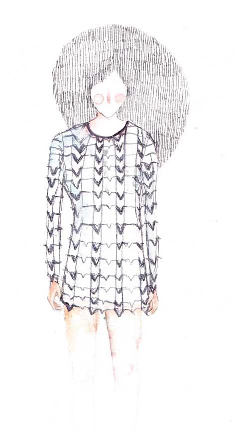 Cecilie Bahnsen by Ella Masters