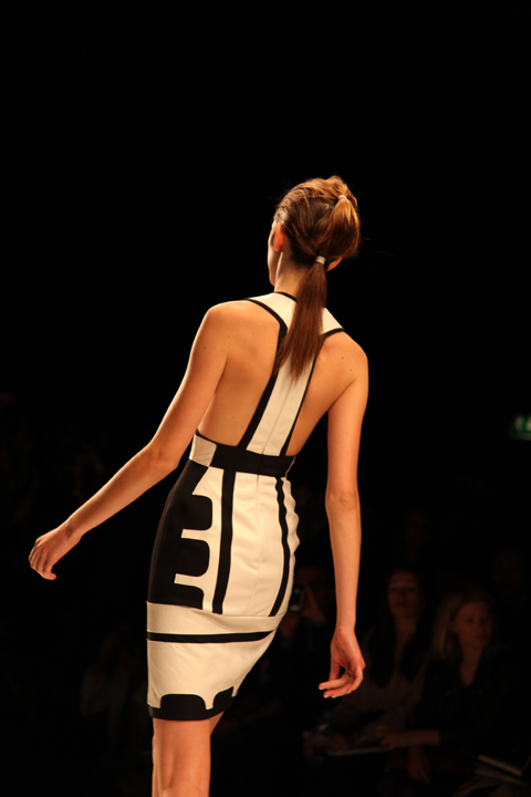David Koma SS2011 photo by Amelia Gregory