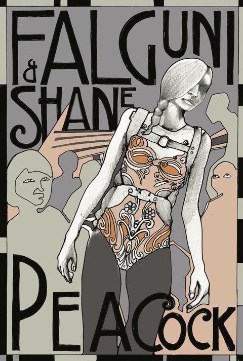 Falguni & Shane Peacock by Abigail Daker