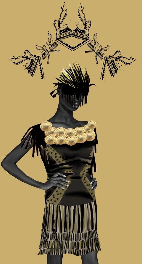 Bunmi Koko by Aniela Murphy.