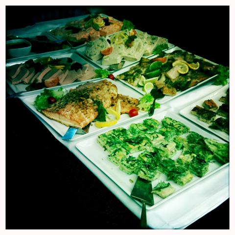 Dana Sirena food