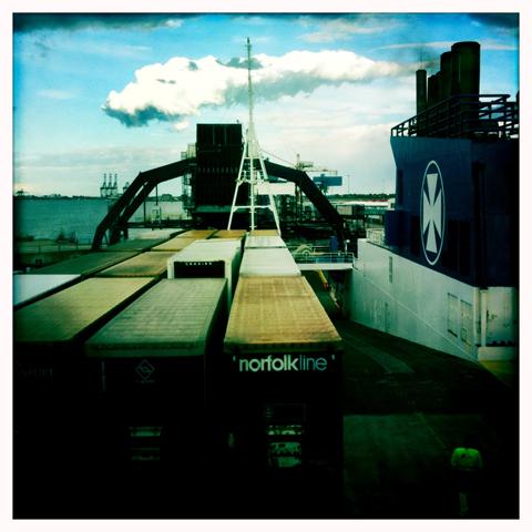 Dana Sirena view deck