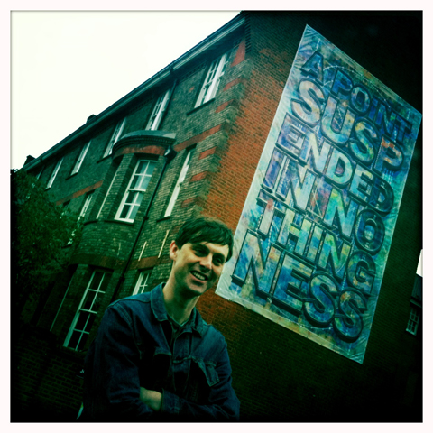 Mark Titchner for the Deptford X Festival.