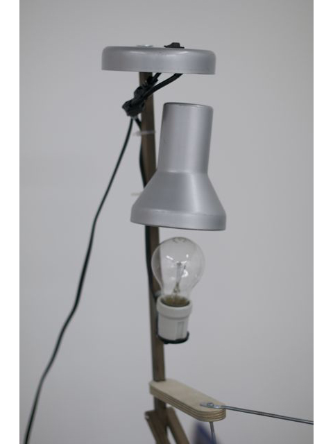 Exquisite Corpse Lamp By Other Designers - Part of M&M! Curated by Daniel Charny