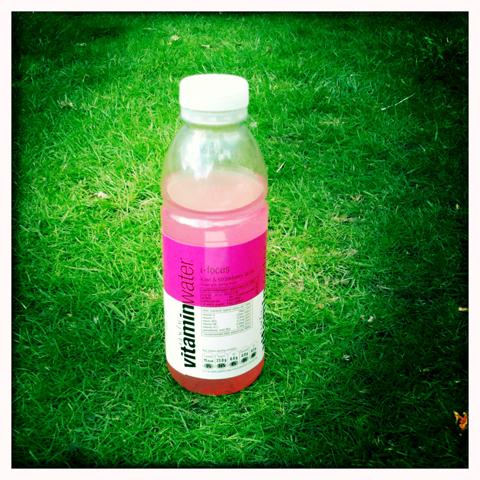 LFW SS2011-Vitamin water