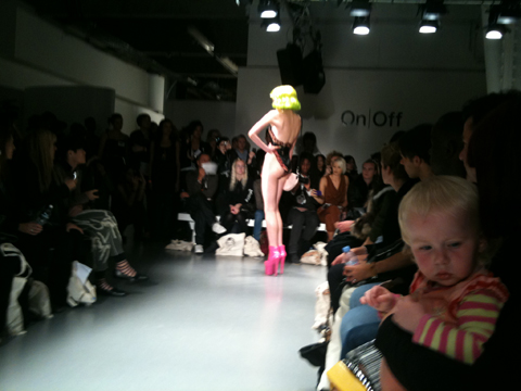 LFW SS2011-baby