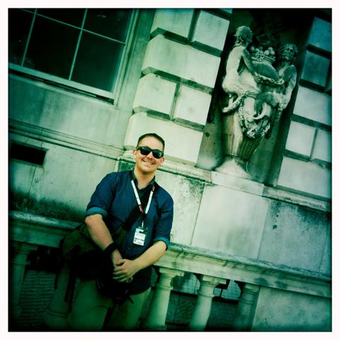 LFW SS2011-Matt Bramford