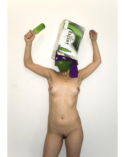 Naked girl turtle head James unsworth-beer