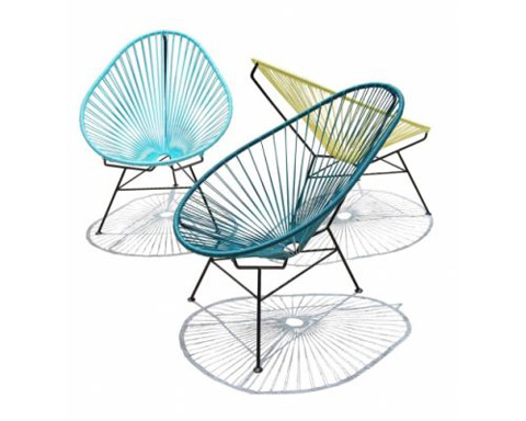 Oficina Creativa acapulco chair