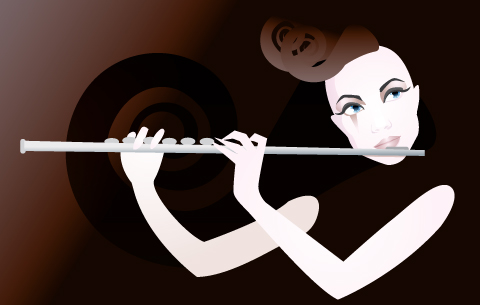 The_Irrepressibles_Fluteplayer_by_Helmetgi