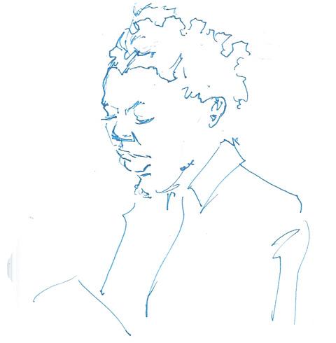 jenny robins - blog slam - circus - godwyns onwuchekwa