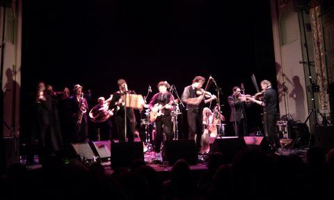 Bellowhead Live Bristol